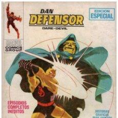Cómics: DAN DEFENSOR . DAREDEVIL VOLUMEN 1 Nº 15 VERTICE MUY BUEN ESTADO. Lote 97920231
