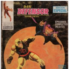 Cómics: DAN DEFENSOR . DAREDEVIL VOLUMEN 1 Nº 9 VERTICE . Lote 97927367
