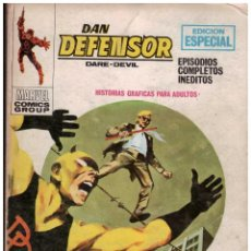 Cómics: DAN DEFENSOR . DAREDEVIL VOLUMEN 1 Nº 20 VERTICE . Lote 97927663