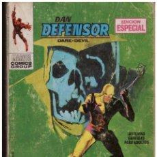 Cómics: DAN DEFENSOR . DAREDEVIL VOLUMEN 1 Nº 3 VERTICE . Lote 97927703