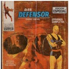 Cómics: DAN DEFENSOR . DAREDEVIL VOLUMEN 1 Nº 1 VERTICE. Lote 97927811