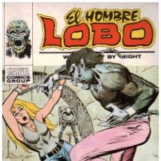 Cómics: HOMBRE LOBO VOLUMEN 1 Nº 6 VERTICE . Lote 97927967