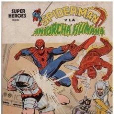 Cómics: SPIDERMAN SUPER HEROES VOLUMEN 1 Nº 2 VERTICE . Lote 97928099