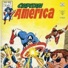 Cómics: COMIC CAPITAN AMERICA EDITORIAL VERTICE VOL 3 Nº 37. Lote 97946423