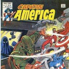 Cómics: COMIC CAPITAN AMERICA EDITORIAL VERTICE VOL 3 Nº 38. Lote 97946463