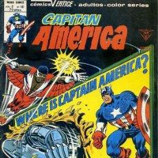 Cómics: COMIC CAPITAN AMERICA EDITORIAL VERTICE VOL 3 Nº 40. Lote 97946539