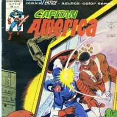Cómics: COMIC CAPITAN AMERICA EDITORIAL VERTICE VOL 3 Nº 44. Lote 97946623