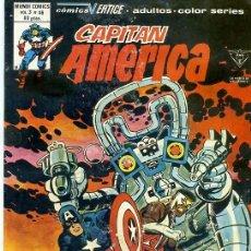 Cómics: COMIC CAPITAN AMERICA EDITORIAL VERTICE VOL 3 Nº 46. Lote 97946683