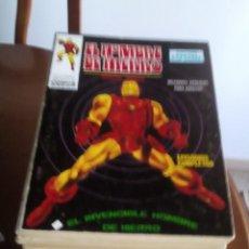Comics - HOMBRE DE HIERRO N 1 AL 32 LEER DESCIPCION - 98007963