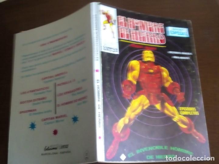Cómics: HOMBRE DE HIERRO N 1 AL 32 LEER DESCRIPCION - Foto 10 - 98007963