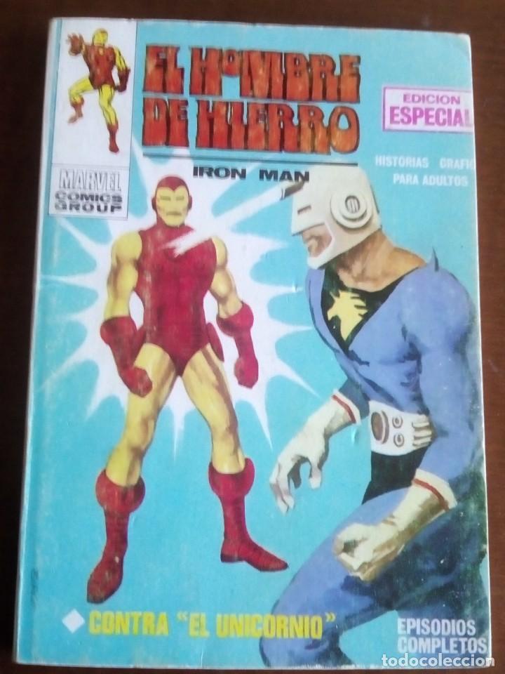 Cómics: HOMBRE DE HIERRO N 1 AL 32 LEER DESCIPCION - Foto 11 - 98007963