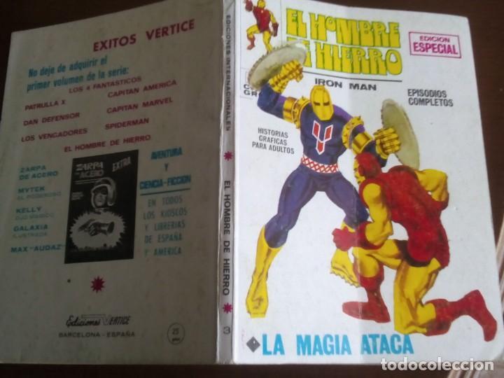 Cómics: HOMBRE DE HIERRO N 1 AL 32 LEER DESCRIPCION - Foto 16 - 98007963