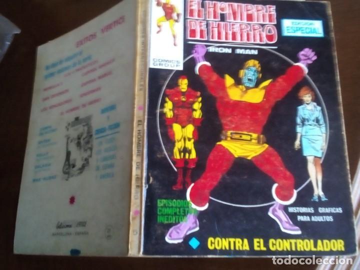 Cómics: HOMBRE DE HIERRO N 1 AL 32 LEER DESCRIPCION - Foto 22 - 98007963