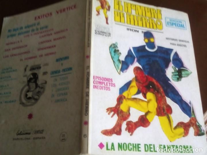 Cómics: HOMBRE DE HIERRO N 1 AL 32 LEER DESCRIPCION - Foto 25 - 98007963
