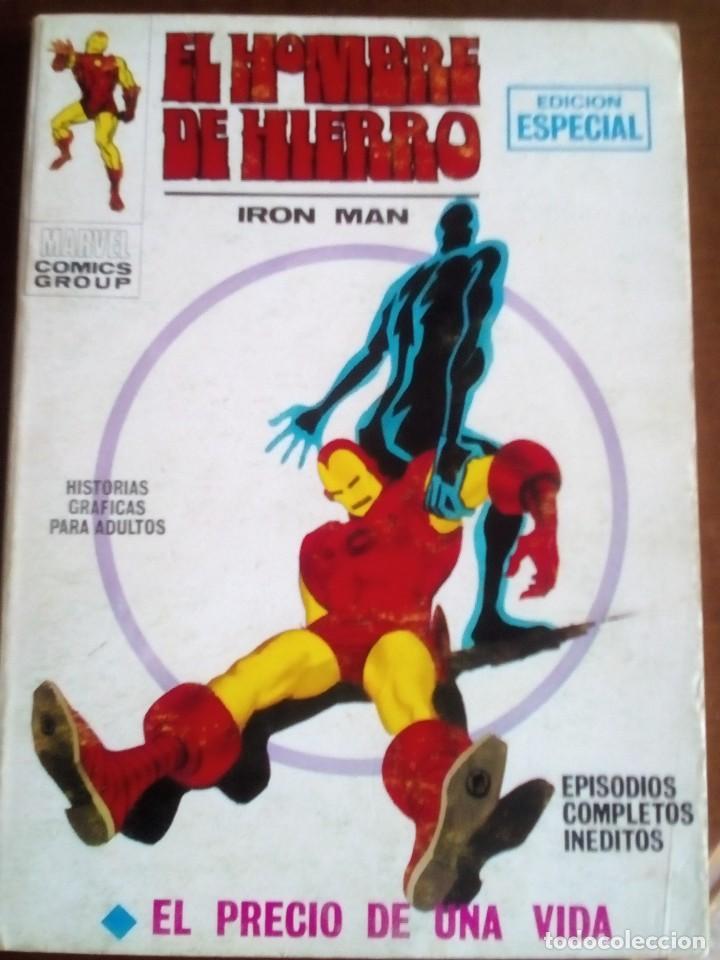 Cómics: HOMBRE DE HIERRO N 1 AL 32 LEER DESCRIPCION - Foto 28 - 98007963