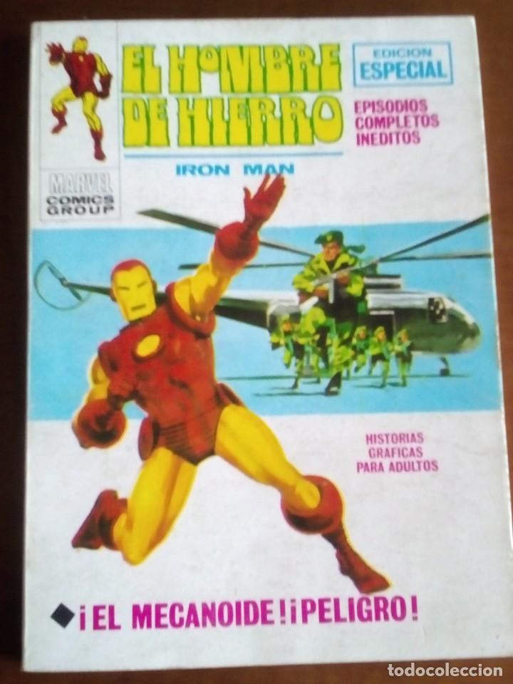 Cómics: HOMBRE DE HIERRO N 1 AL 32 LEER DESCRIPCION - Foto 40 - 98007963
