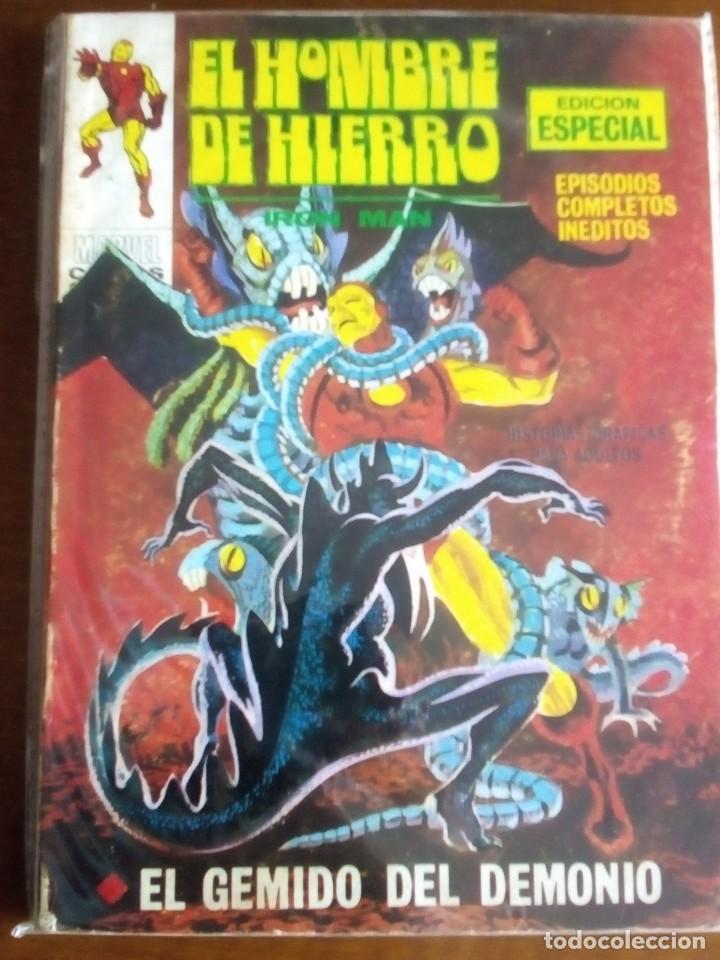 Cómics: HOMBRE DE HIERRO N 1 AL 32 LEER DESCIPCION - Foto 52 - 98007963