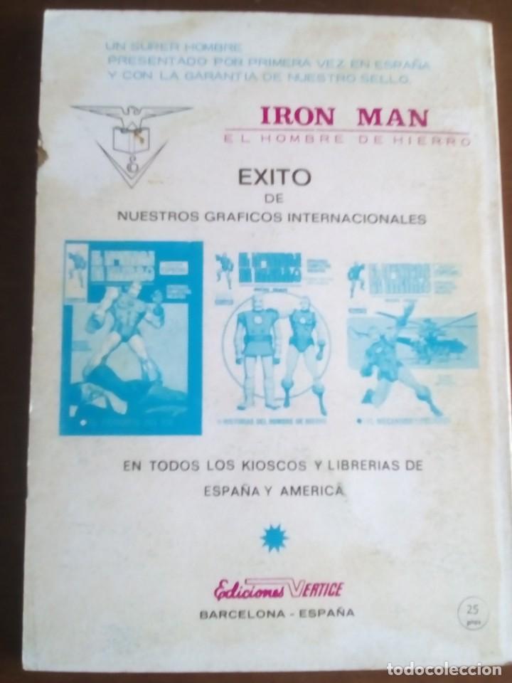 Cómics: HOMBRE DE HIERRO N 1 AL 32 LEER DESCRIPCION - Foto 58 - 98007963