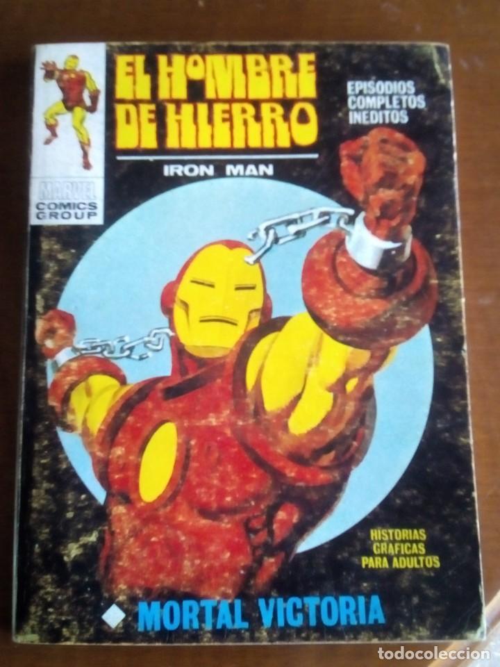 Cómics: HOMBRE DE HIERRO N 1 AL 32 LEER DESCRIPCION - Foto 61 - 98007963