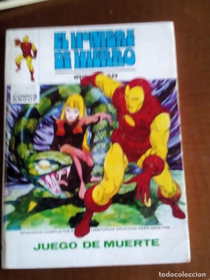 Cómics: HOMBRE DE HIERRO N 1 AL 32 LEER DESCRIPCION - Foto 65 - 98007963