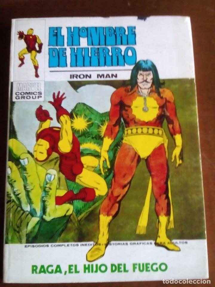 Cómics: HOMBRE DE HIERRO N 1 AL 32 LEER DESCRIPCION - Foto 67 - 98007963