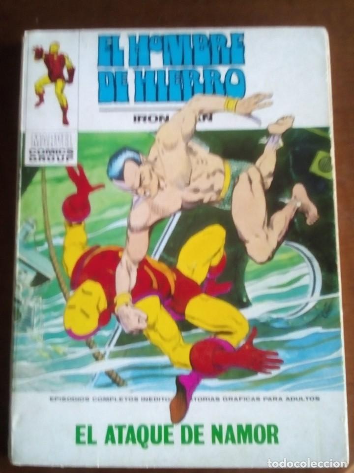 Cómics: HOMBRE DE HIERRO N 1 AL 32 LEER DESCIPCION - Foto 69 - 98007963