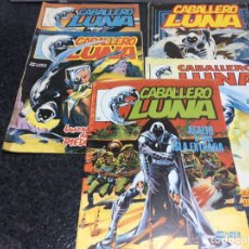 Cómics: CABALLERO LUNA DE SURCO Nº 1 AL 9 - ED. EDICIONES SURCO. MUNDICOMICS. Lote 98034203