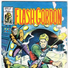 Cómics: FLASH GORDON - VOL II Nº 35 - 1981 - LA FUGA DE FLASH 2ª PARTE. Lote 98039527