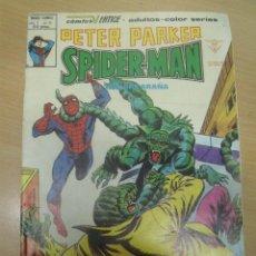 Cómics: PETER PARKER SPIDER-MAN SPIDERMAN VOL. 1 Nº 17 LA NOCHE DE LA IGUANA. Lote 98040767