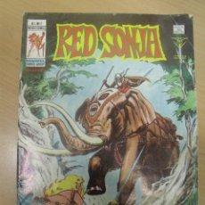 Cómics: RED SONJA VOL. 1 Nº 7 TRONO DE SANGRE. Lote 98040927