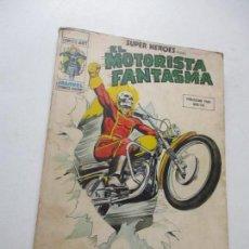 Cómics: EL MOTORISTA FANTASMA, Nº- 8.- LA DANZA DE LA MUERTE-30 DE JUNIO 1974. Lote 98063399