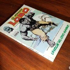 Cómics: EL HOMBRE LOBO 1 MUY BUEN ESTADO VERTICE. Lote 195688065