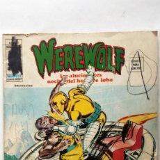 Cómics: WEREWOLF, Nº 17. Lote 98210755