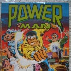 Cómics: POWER MAN TOMO 1 (SURCO, 1983). Lote 98425351