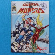 Cómics: HEROES MARVEL Nº 24. LA GUERRA DE LOS MUNDOS. C-20. Lote 98561267
