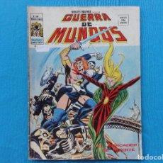 Cómics: HEROES MARVEL Nº 24. LA GUERRA DE LOS MUNDOS. C-20. Lote 98561319