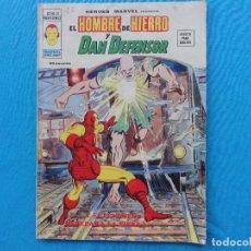 Cómics: HEROES MARVEL Nº 26. EL HOMBRE DE HIERRO Y DAN DEFENSOR. C-20. Lote 98562115