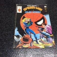 Cómics: SUPER HEROES VOL 2 Nº 124 SPIDERMAN Y LA MUJER INVISIBLE ( VERTICE ). Lote 41136846