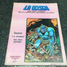 Cómics: TEBEO MUNDI COMICS CLASICOS Nº 6 LA ODISEA, DE HOMERO -ED. EDICIONES VERTICE. Lote 293873588