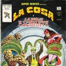 Cómics: SUPER HEROES V1 131. Lote 98667899