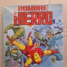 Cómics: RETAPADO HOMBRE DE HIERRO / IRON MAN, VOLUMEN 1. NÚMEROS 1-2-3-4-5. EDICIONES SURCO/VÉRTICE. Lote 98749554