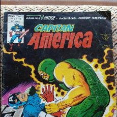 Cómics: CAPITAN AMERICA. GUERRA DE DRUIDAS. COMICS VERTICE. Lote 98785899