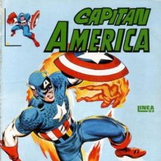 Cómics: CAPITÁN AMÉRICA Nº 02 VÉRTICE - SURCO - MUNDI-COMIC 1983 - ROY THOMAS - TUSKA - KIRBY - LÓPEZ ESPÍ. Lote 98816883