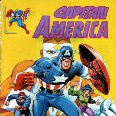 Cómics: CAPITÁN AMÉRICA Nº 03 VÉRTICE - SURCO - MUNDI-COMIC 1983 - ROY THOMAS - JOHN Y SAL BUSCEMA. Lote 98816903