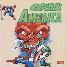 Cómics: CAPITÁN AMÉRICA Nº 04 VÉRTICE - SURCO - MUNDI-COMIC 1983 - SAL BUSCEMA. Lote 98816923