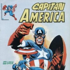 Cómics: CAPITÁN AMÉRICA Nº 05 VÉRTICE - SURCO - MUNDI-COMIC 1983 - SAL BUSCEMA. Lote 98816943