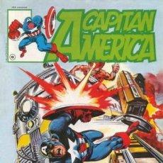 Cómics: CAPITÁN AMÉRICA Nº 06 VÉRTICE - SURCO - MUNDI-COMIC 1983 - SAL BUSCEMA - ESPOSITO - MIKE ZECK. Lote 98816947