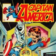 Cómics: CAPITÁN AMÉRICA Nº 07 VÉRTICE - SURCO - MUNDI-COMIC 1983 - SAL BUSCEMA. Lote 98816959