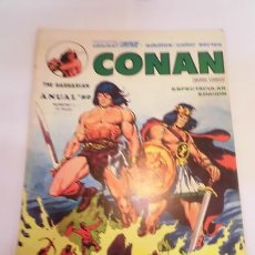 Cómics: CONAN ANUAL 80- NUM 1 - ED. VERTICE - MUNDI COMICS- 1980. Lote 98822631