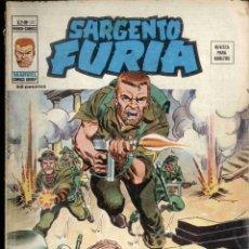 Cómics: SARGENTO FURIA VOL. 2 Nº 20. Lote 98890807